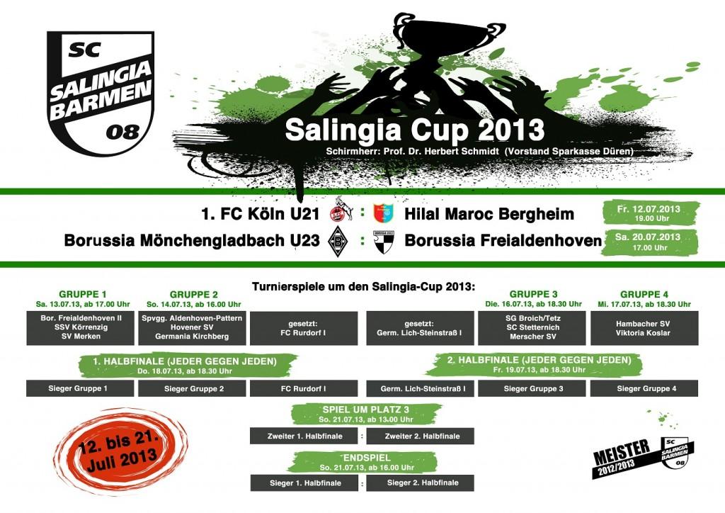 Salingia-Cup 2013