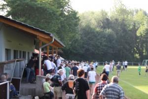Auch in diesem Jahr werden wieder viele Besucher zu den spannenden Partien auf unserer Sportwoche erwartet.