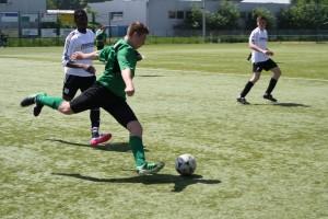 A-Jugend gegen Koslar - Saison 12/13