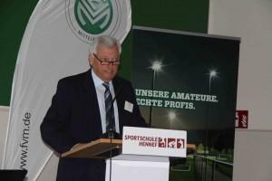 """FVM-Forum """"Fußball spielen"""": Konstruktiver Input aus den Vereinen 1"""