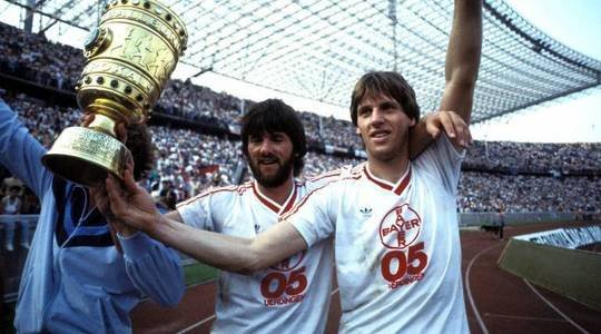 DFB-Pokalsieger 1985