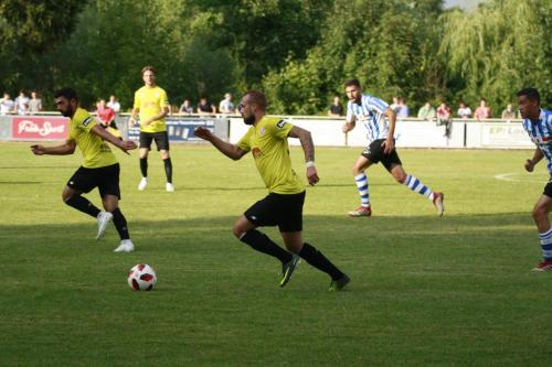2018-07 Einlagespiel KFC Uerdingen - FC Eindhoven