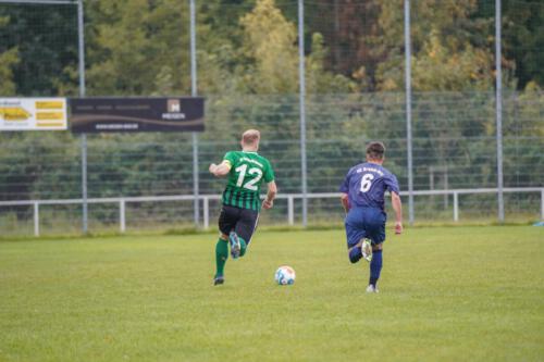 2021-08 Benefizspiel: AH Barmen - SG Broich/Tetz II