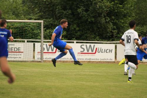 Salingia Cup 2019 - Spiel um Platz 3 (Jülich 10 - Linden-Neusen)